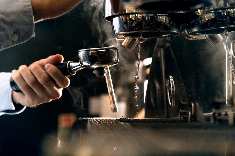 ekspres do kawiarni