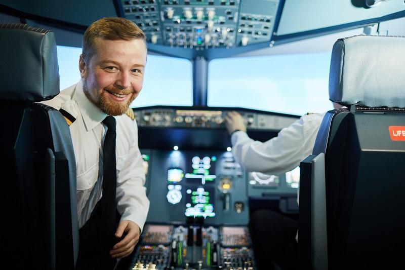 Pierwsza licencja przyszłego pilota